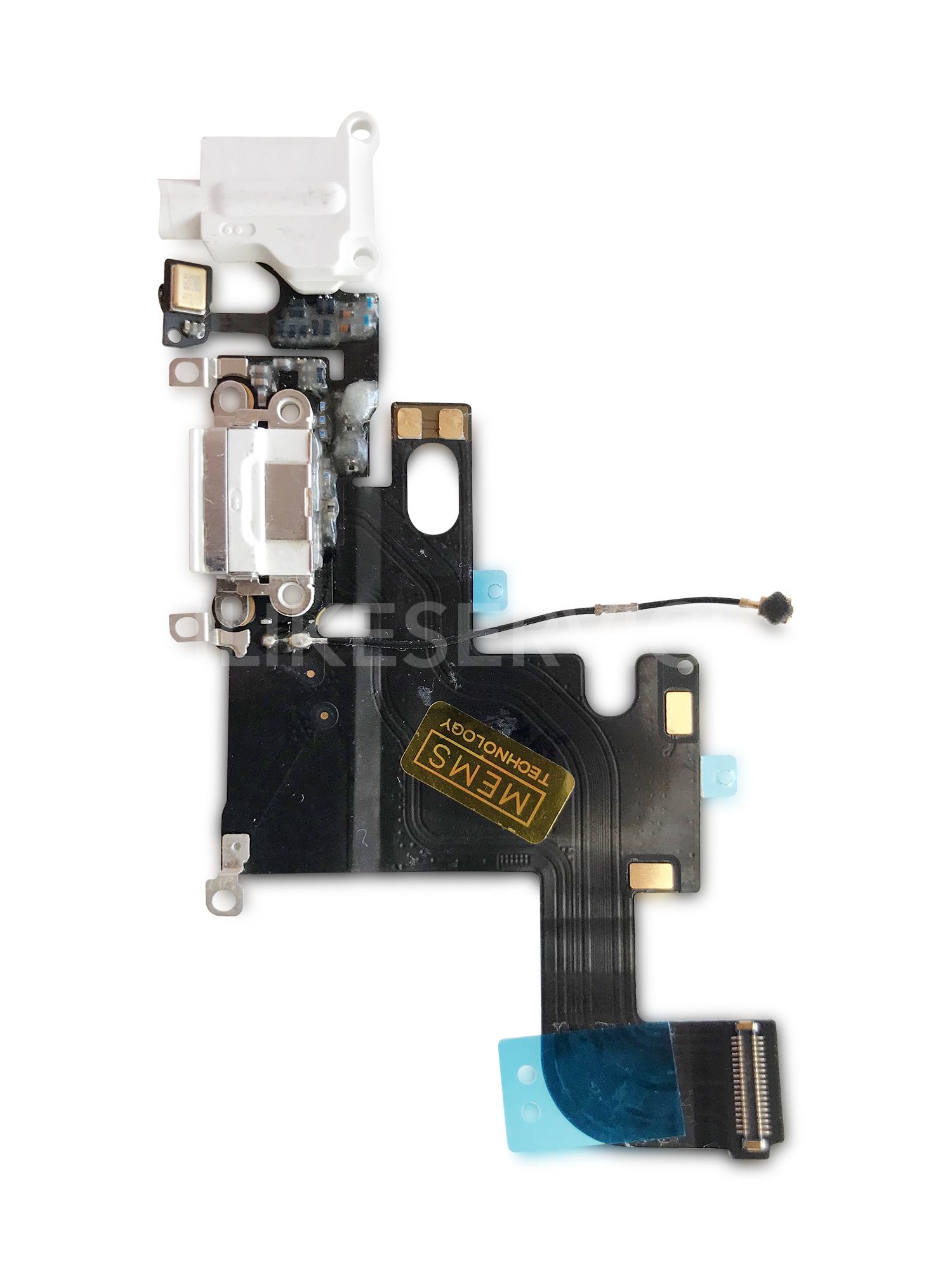 ремонт микрофона iPhone 6 фото