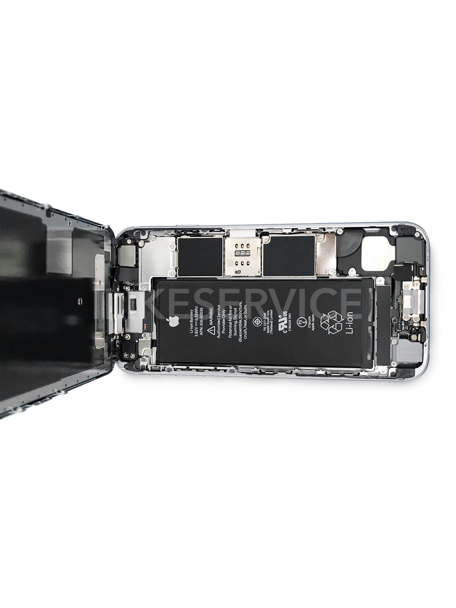 Замена аккумулятора Айфон 6S