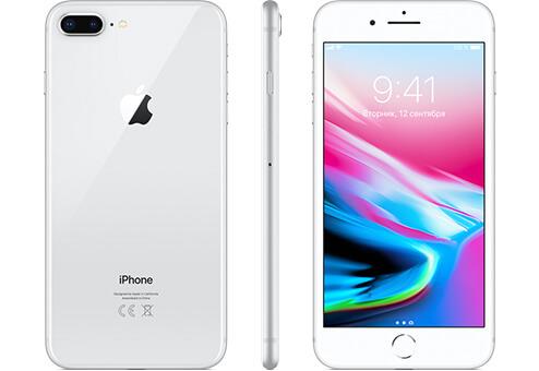 iPhone 8 Plus 64GB Серебристый