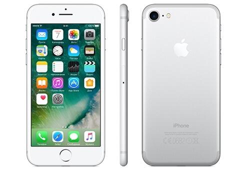 iPhone 7 128GB Серебристый