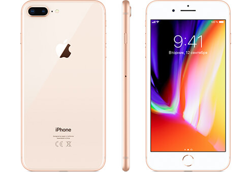 iPhone 8 Plus 64GB Золотой