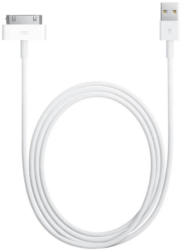 Кабель Apple USB с 30-контактным разъёмом для iPhone/iPad