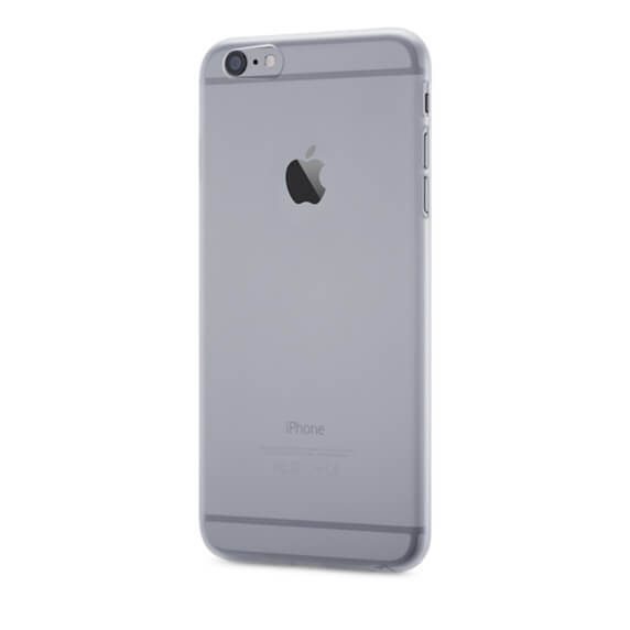 Чехол Jacket для iPhone 6 Plus — прозрачный матовый
