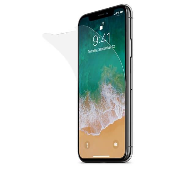 Защитная антибликовая плёнка Belkin для iPhone X