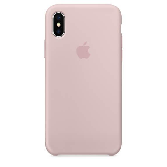 Силиконовый чехол для iPhone X
