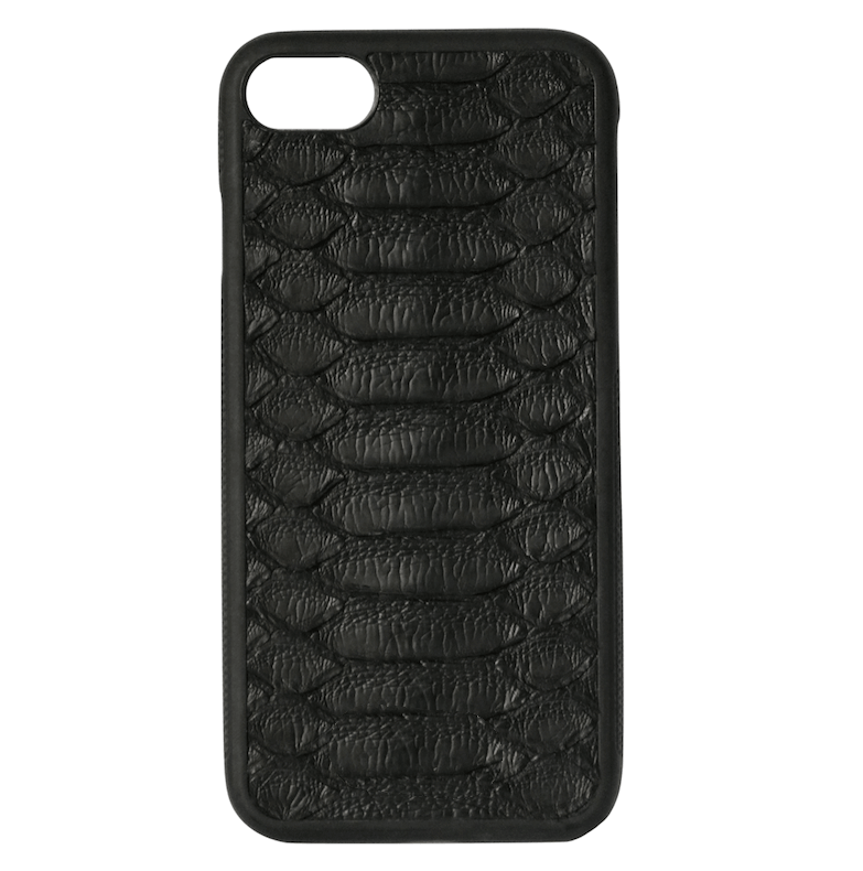 Чехол для iPhone 7/8 из кожи питона