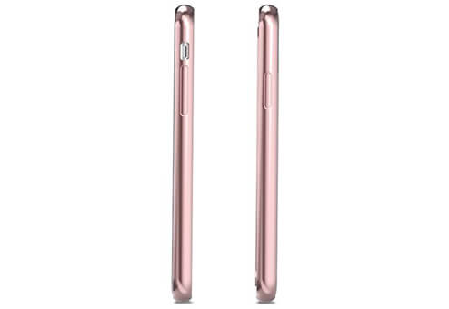 Чехол Moshi Vitros для iPhone X розовый
