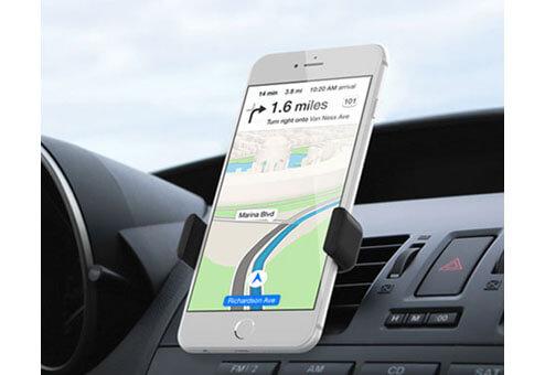 Автомобильный держатель Kenu Airframe+ для iPhone 6/6 Plus/5s