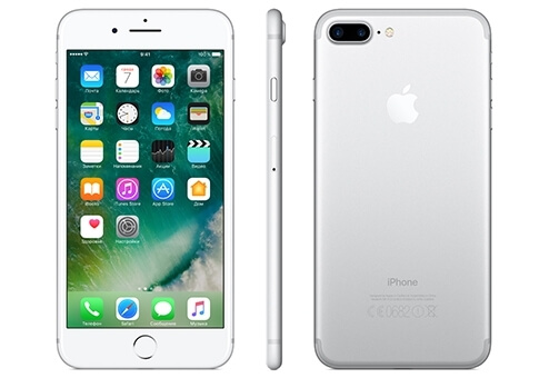 iPhone 7 Plus 32GB Серебристый