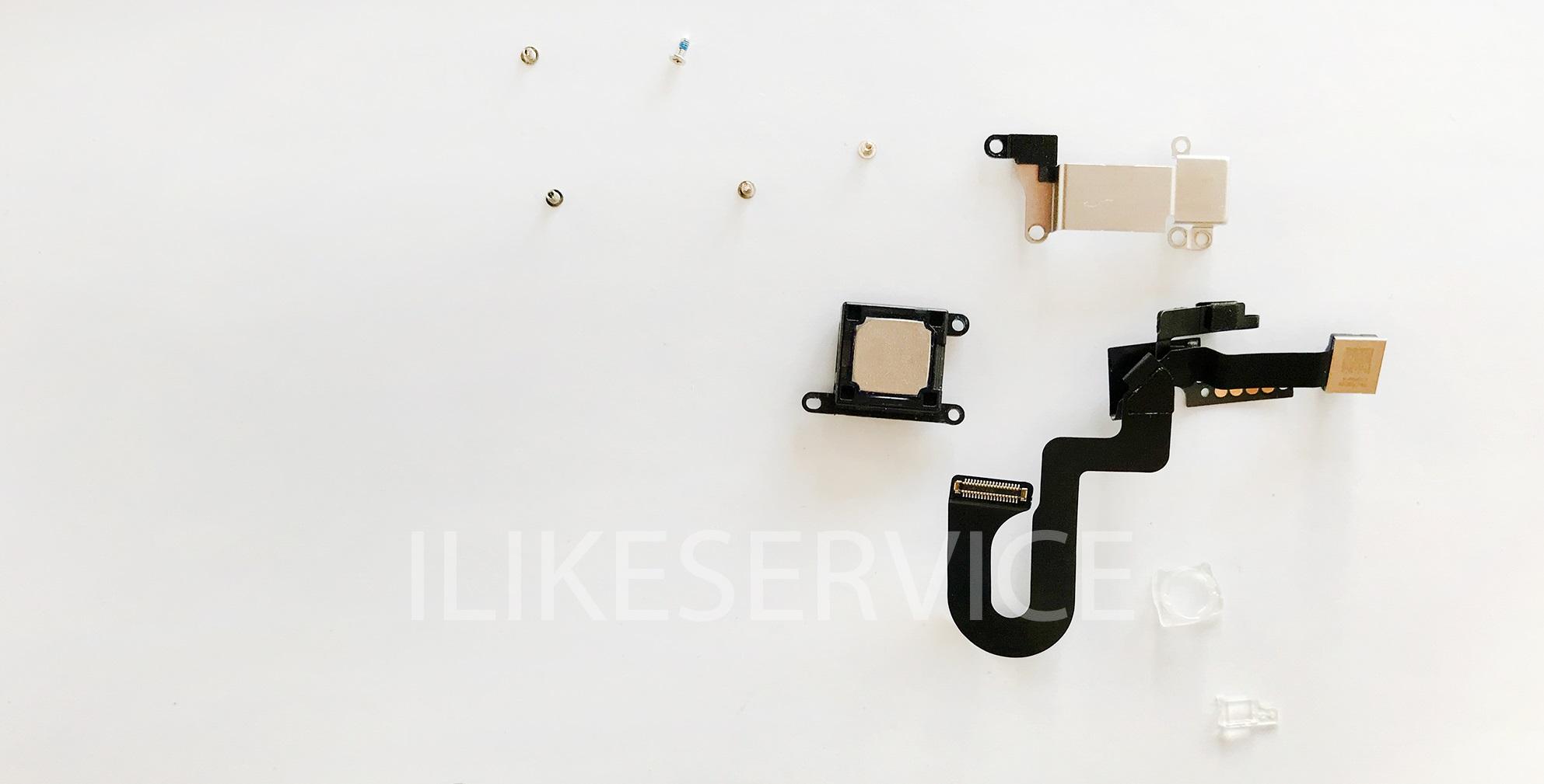 Замена шлейфа фронтальной камеры iPhone